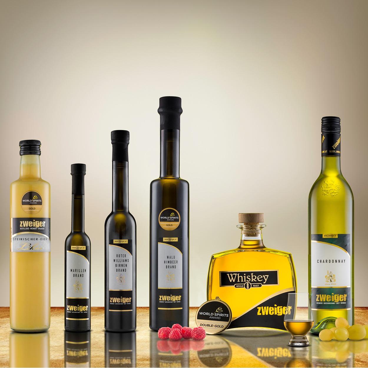 Gruppenfoto Destillerie Zweiger