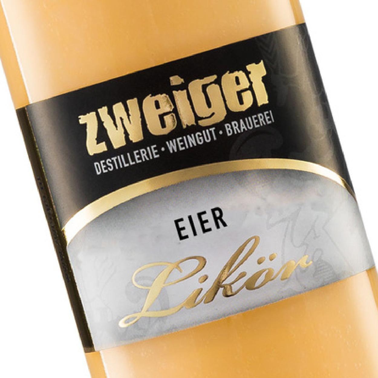 Eierlikör Zweiger Destillerie